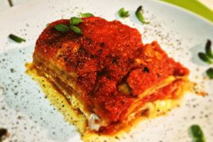 Parmigiana di melanzane al varoma