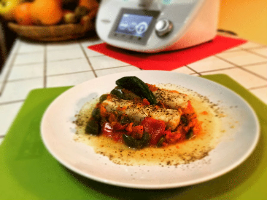 ricette dieta di pesce thermomix